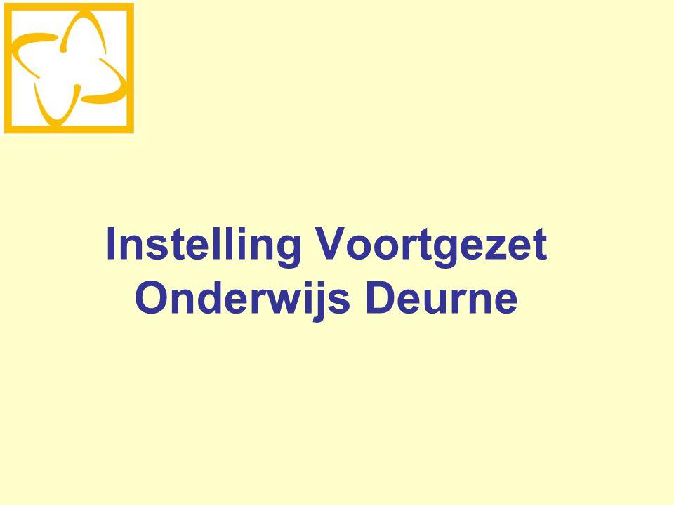Instelling Voortgezet Onderwijs Deurne
