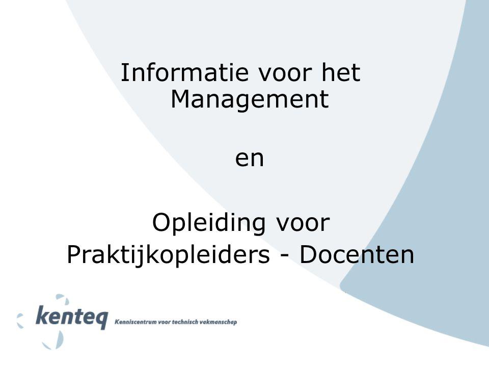 Informatie voor het Management en