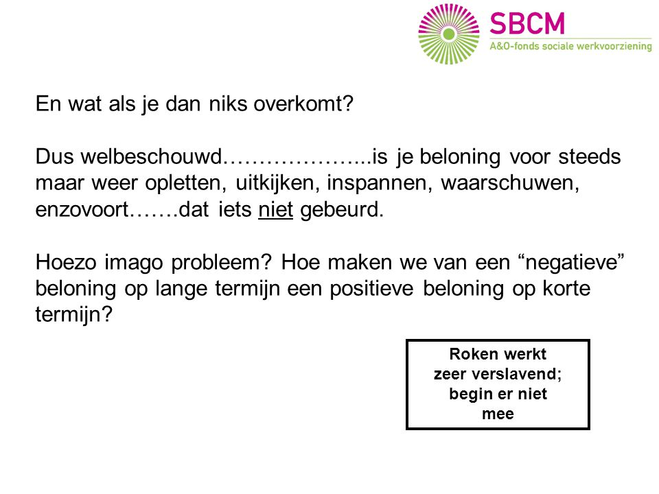 Arbo en imago (3) Vraag: Doen wij genoeg aan sociale innovatie