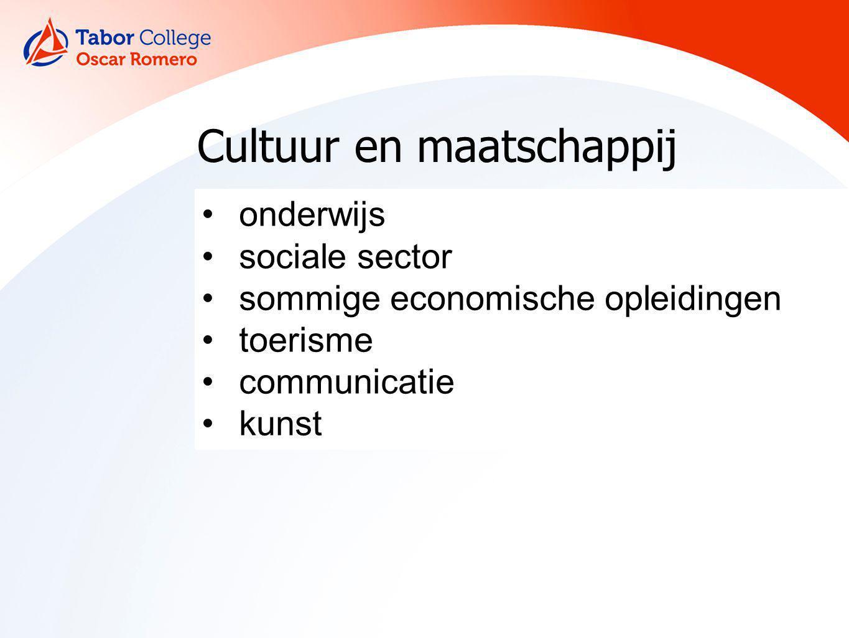 Cultuur en maatschappij