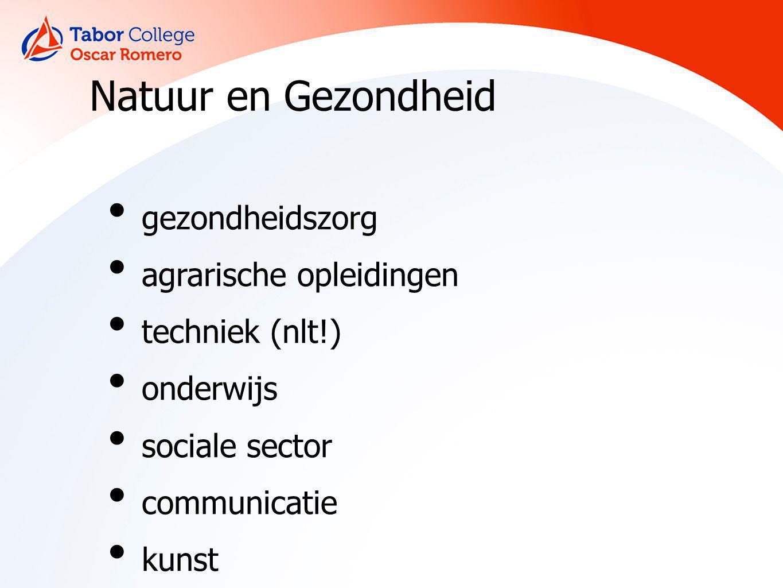 Natuur en Gezondheid gezondheidszorg agrarische opleidingen