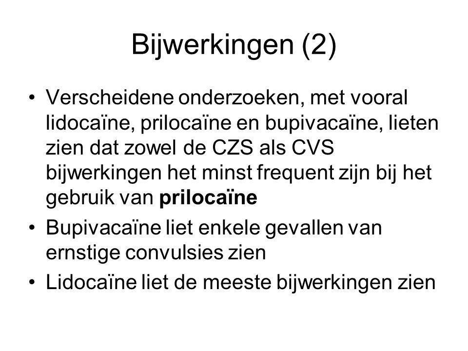 Bijwerkingen (2)