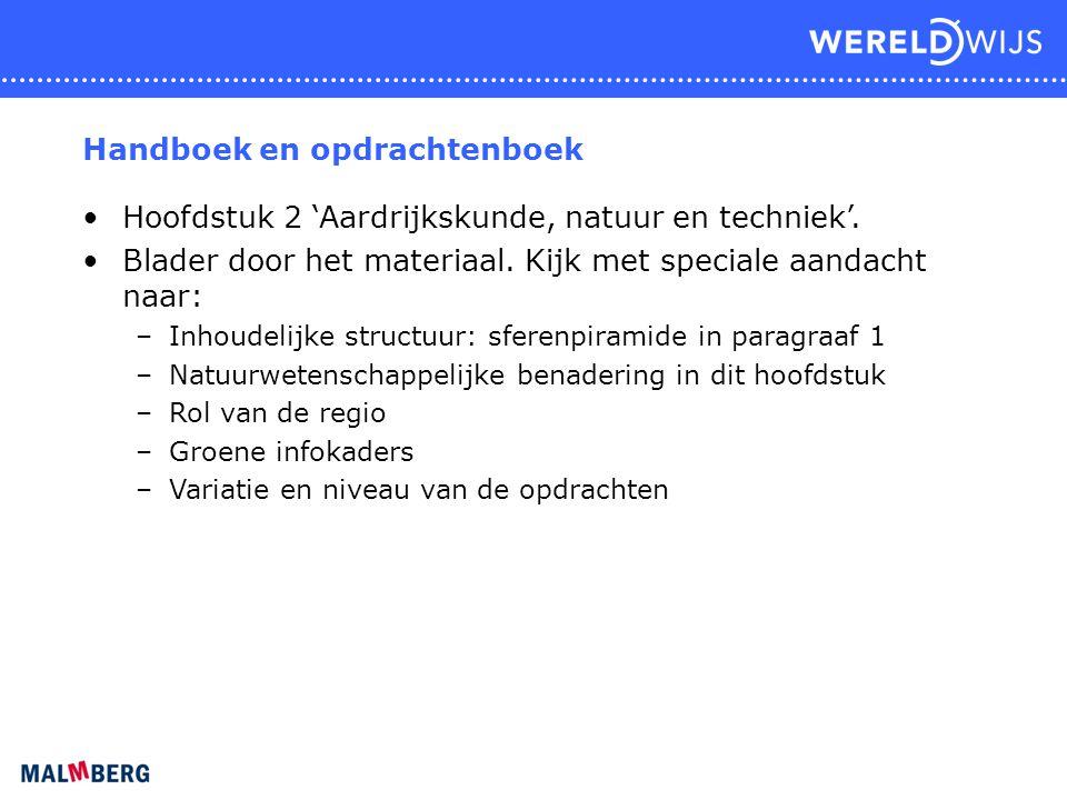 Handboek en opdrachtenboek
