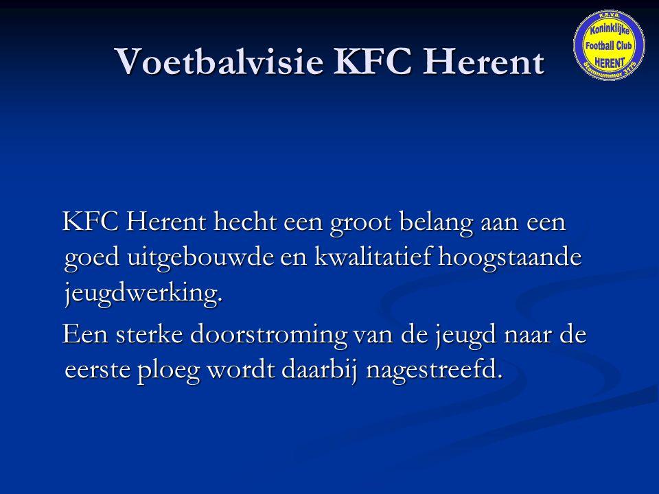 Voetbalvisie KFC Herent