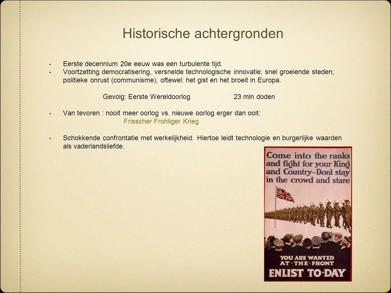 Historische achtergronden
