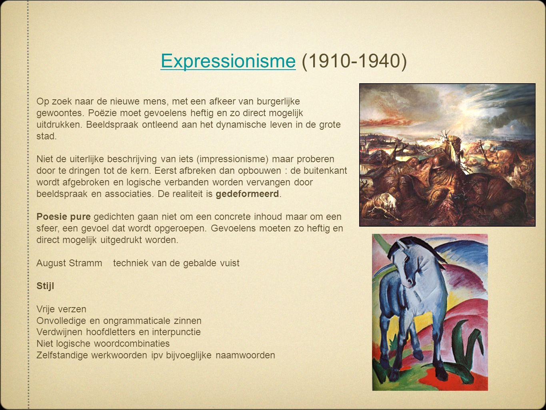 Expressionisme (1910-1940)