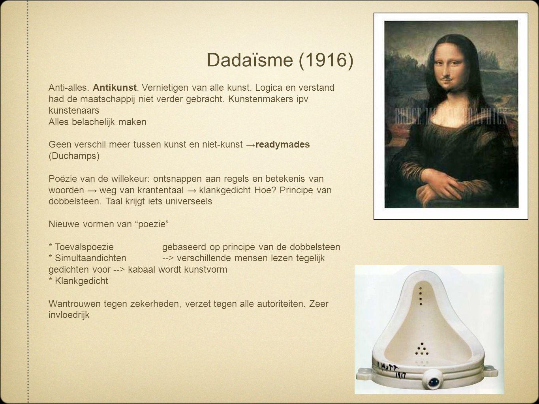 Dadaïsme (1916)
