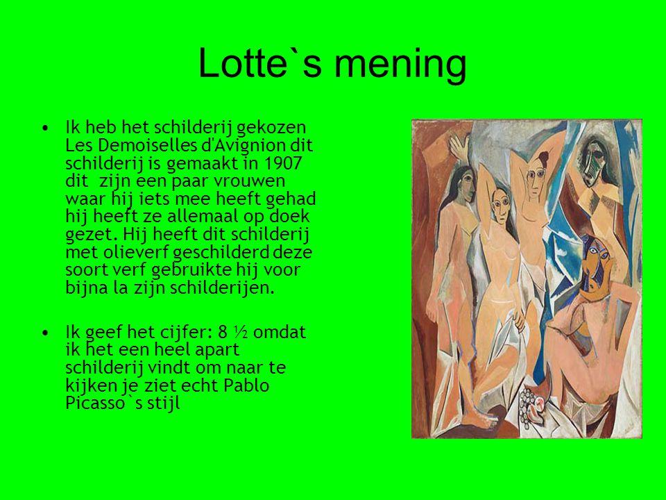 Lotte`s mening