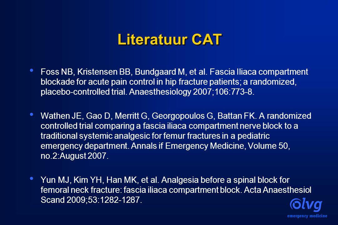 Literatuur CAT