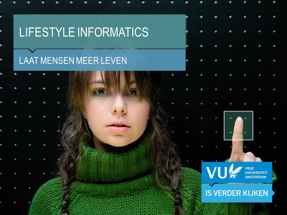 Lifestyle informatics