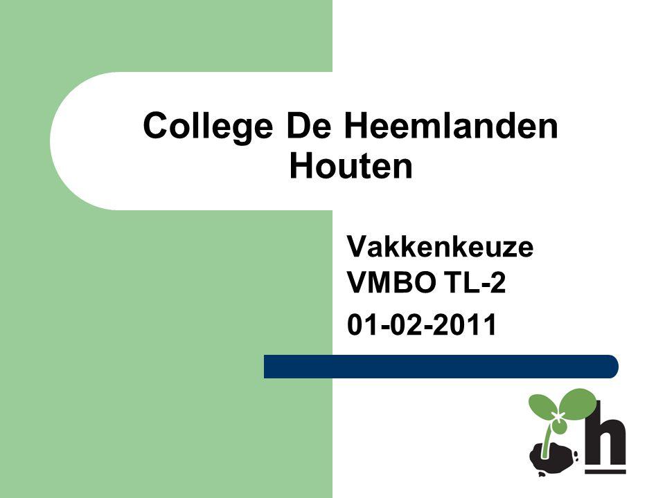 College De Heemlanden Houten