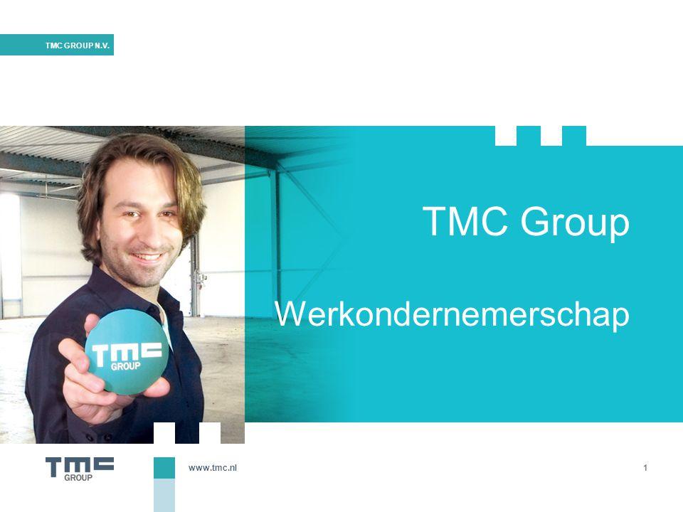 TMC Group Werkondernemerschap