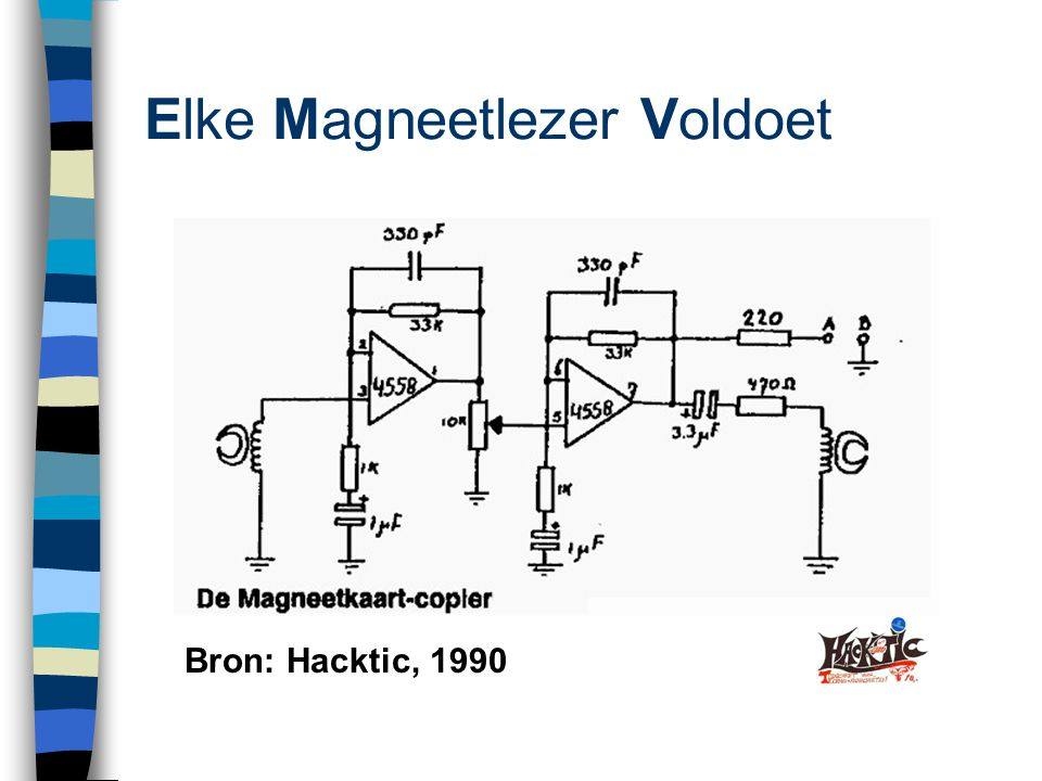 Elke Magneetlezer Voldoet