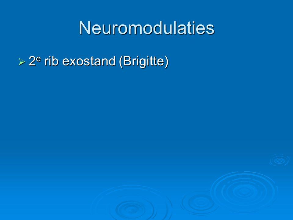 Neuromodulaties 2e rib exostand (Brigitte)