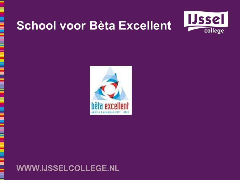 School voor Bèta Excellent