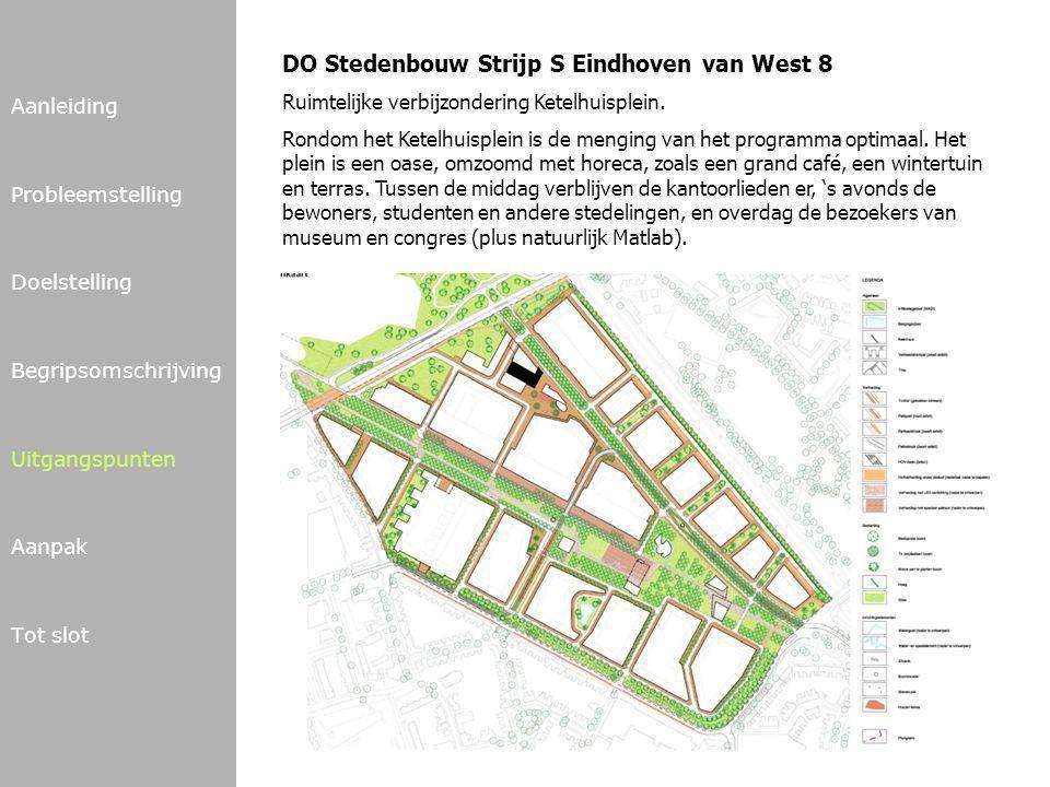 DO Stedenbouw Strijp S Eindhoven van West 8