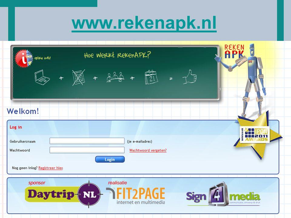 www.rekenapk.nl