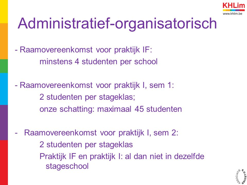 Administratief-organisatorisch