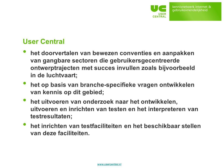 User Central