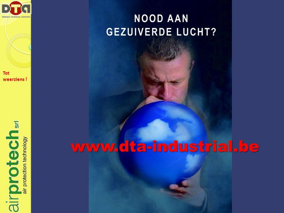 Tot weerziens ! www.dta-industrial.be