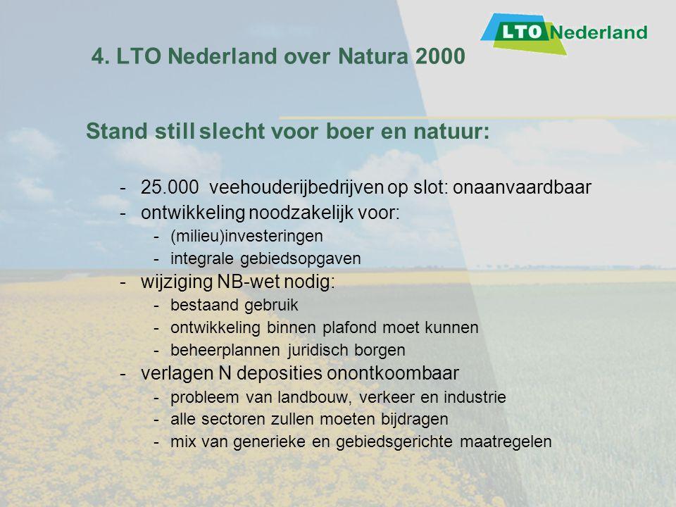 4. LTO Nederland over Natura 2000