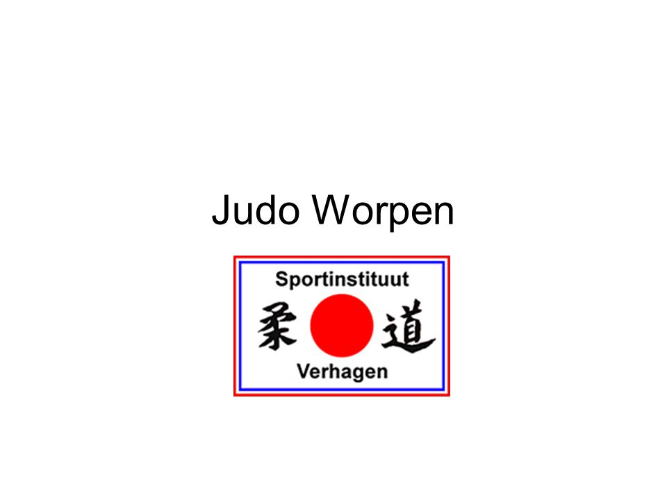 Judo Worpen