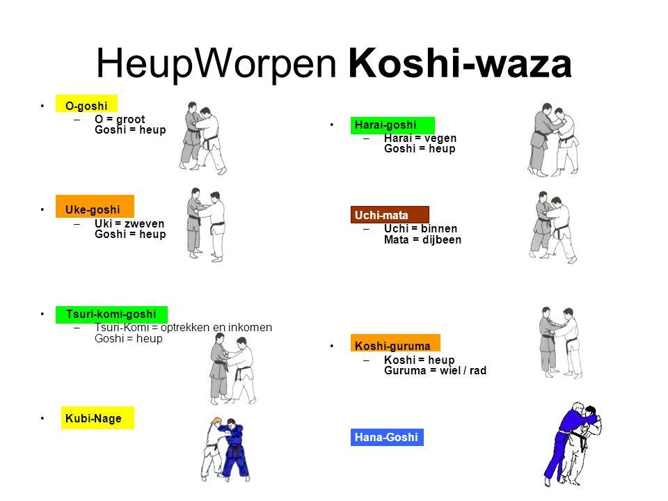 HeupWorpen Koshi-waza