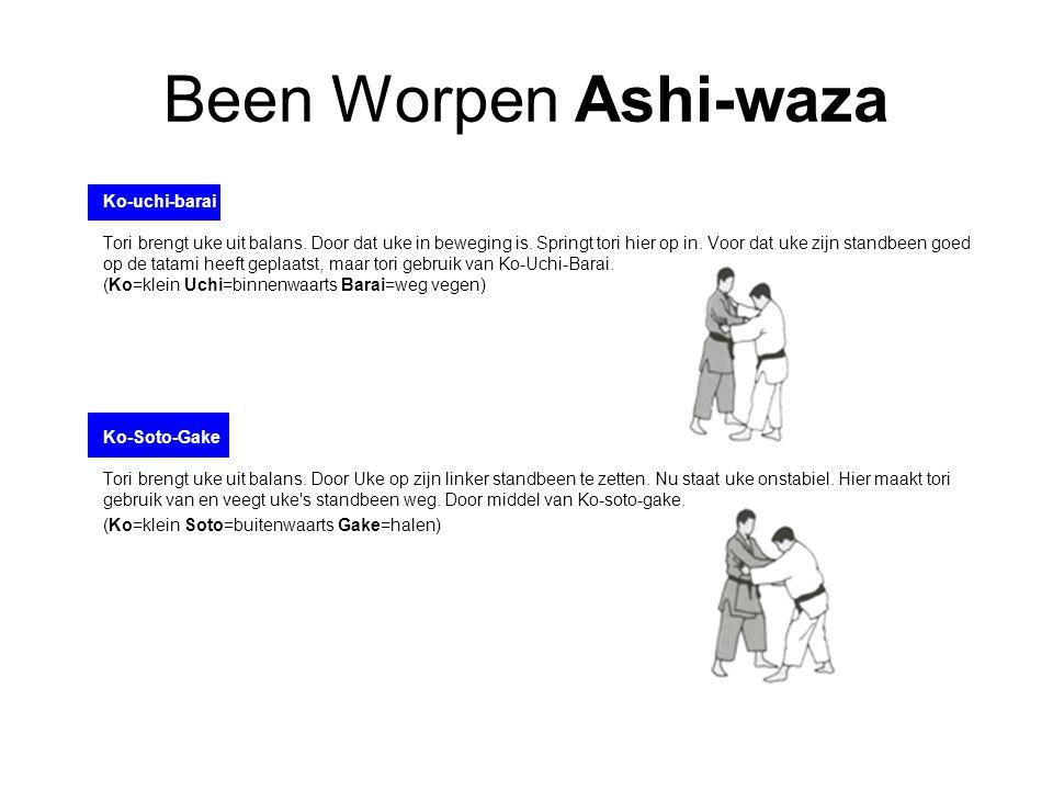 Been Worpen Ashi-waza