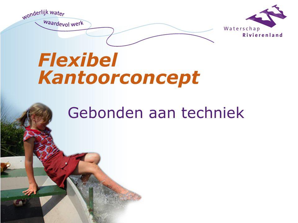 Flexibel Kantoorconcept