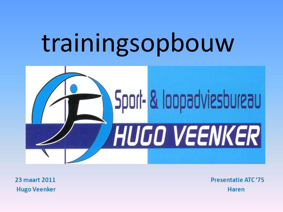 23 maart 2011 Presentatie ATC '75 Hugo Veenker Haren