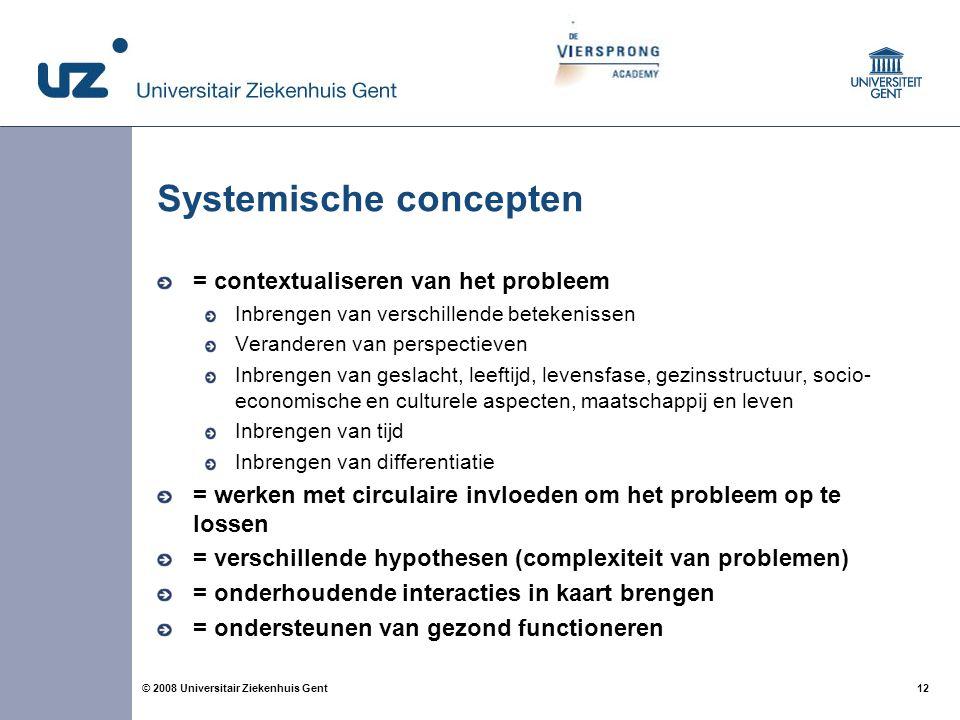 Systemische concepten