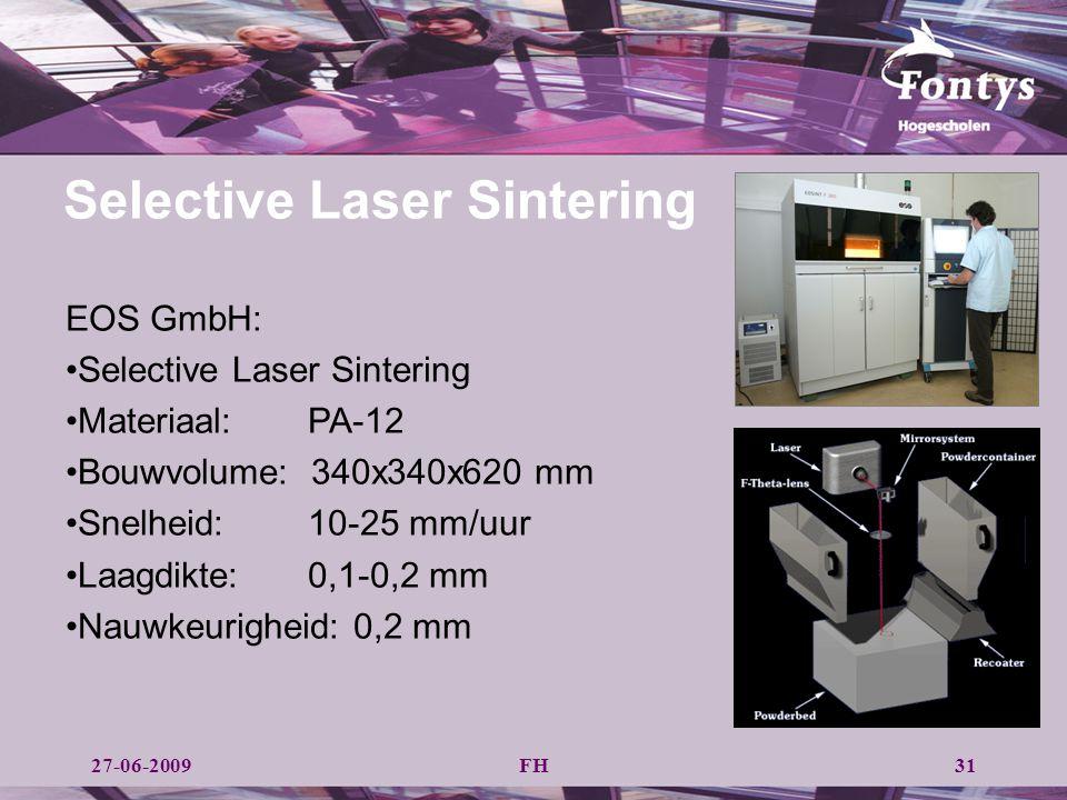 Selective Laser Sintering