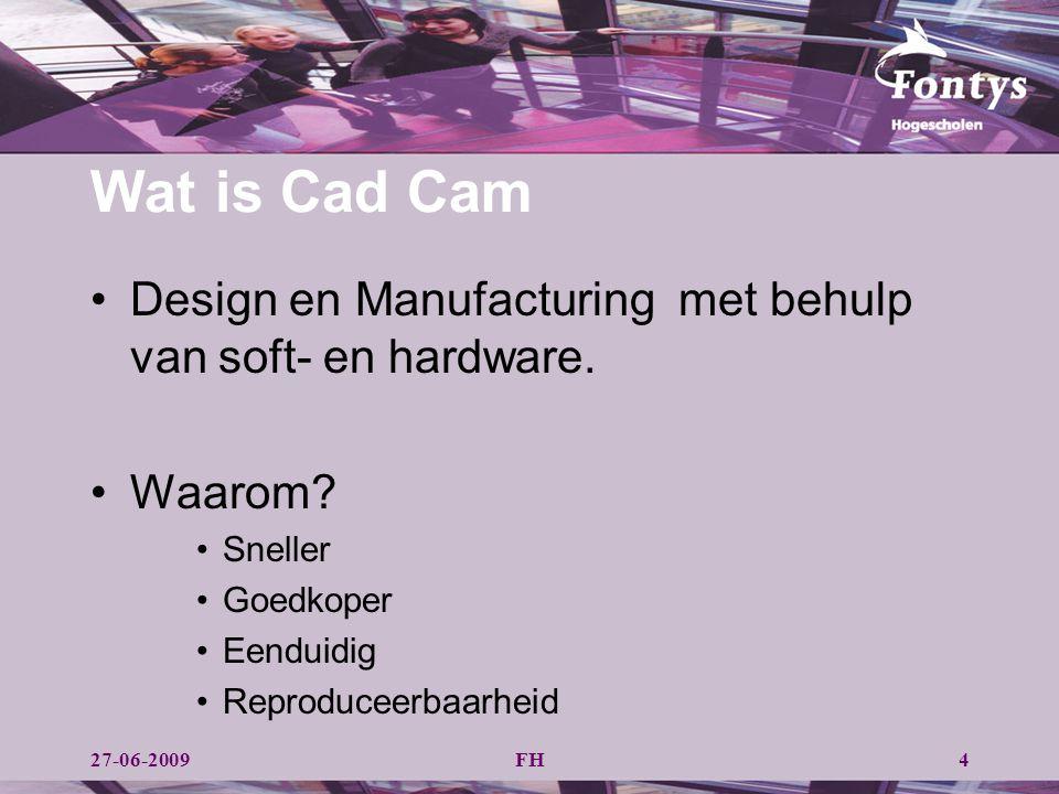 Wat is Cad Cam Design en Manufacturing met behulp van soft- en hardware. Waarom Sneller. Goedkoper.