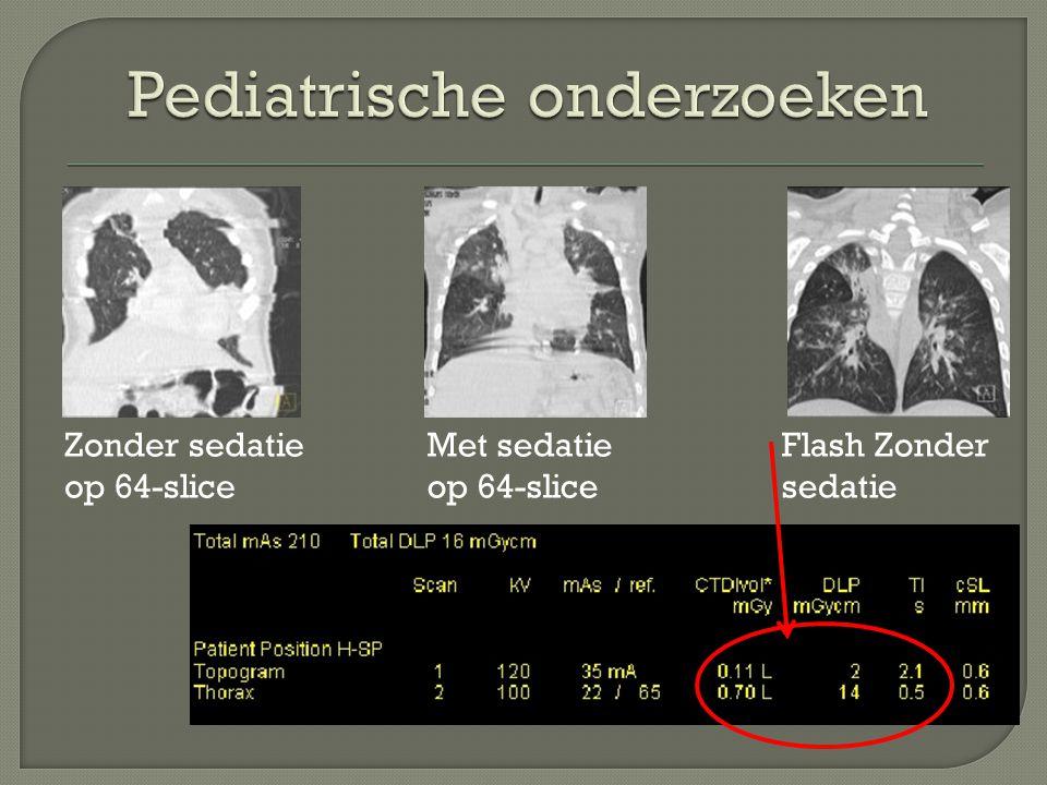 Pediatrische onderzoeken
