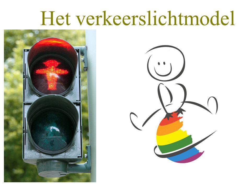 Het verkeerslichtmodel