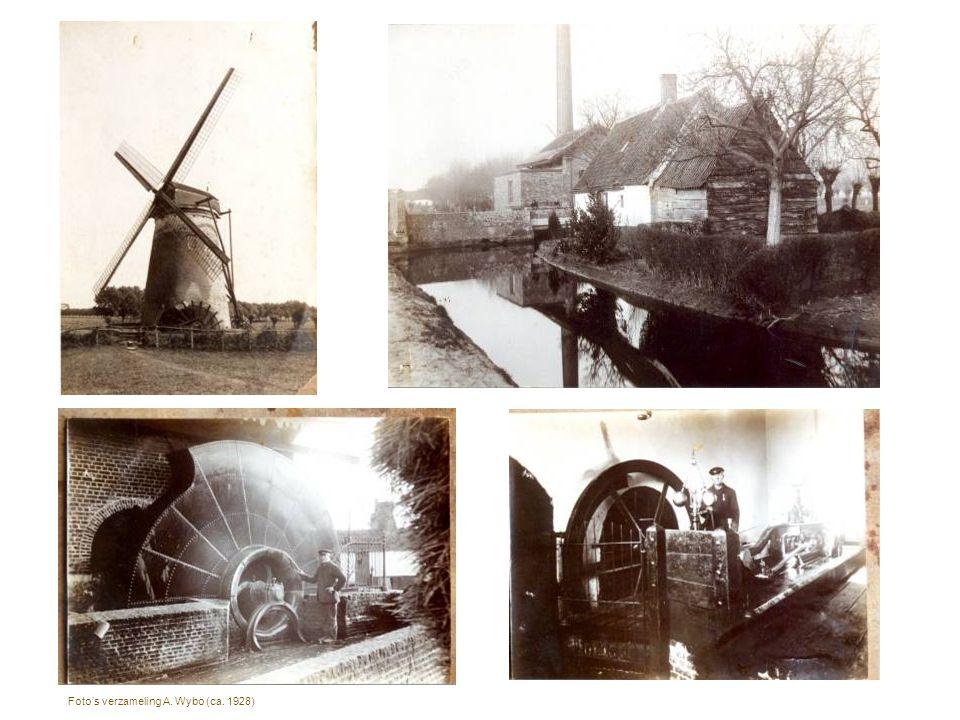 Foto's verzameling A. Wybo (ca. 1928)