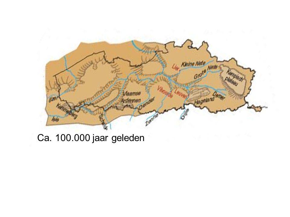 Ca. 100.000 jaar geleden