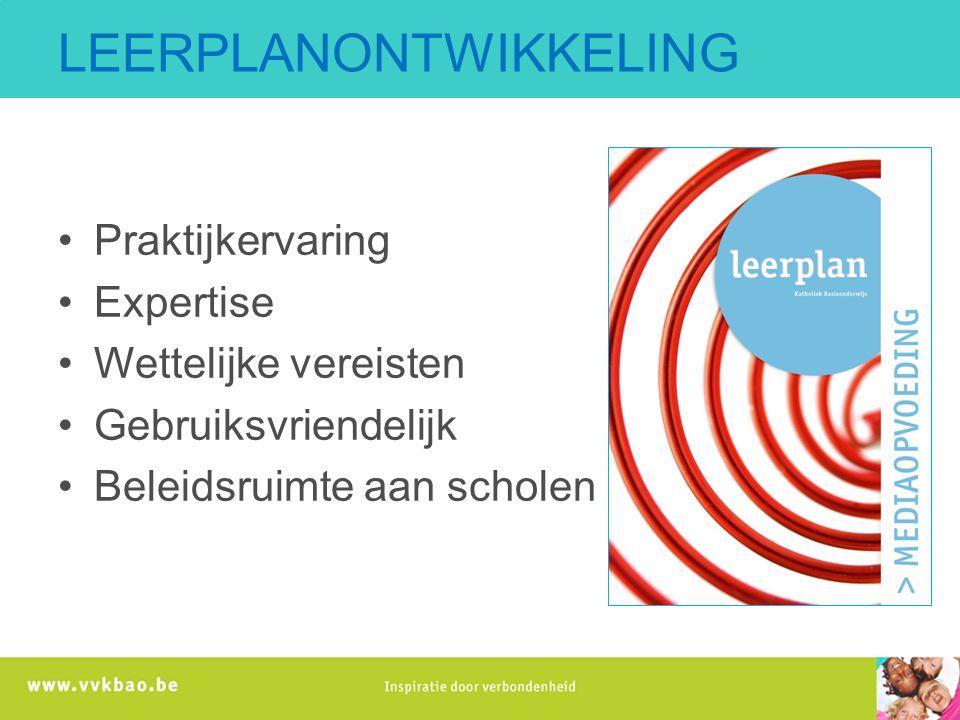 LEERPLANONTWIKKELING