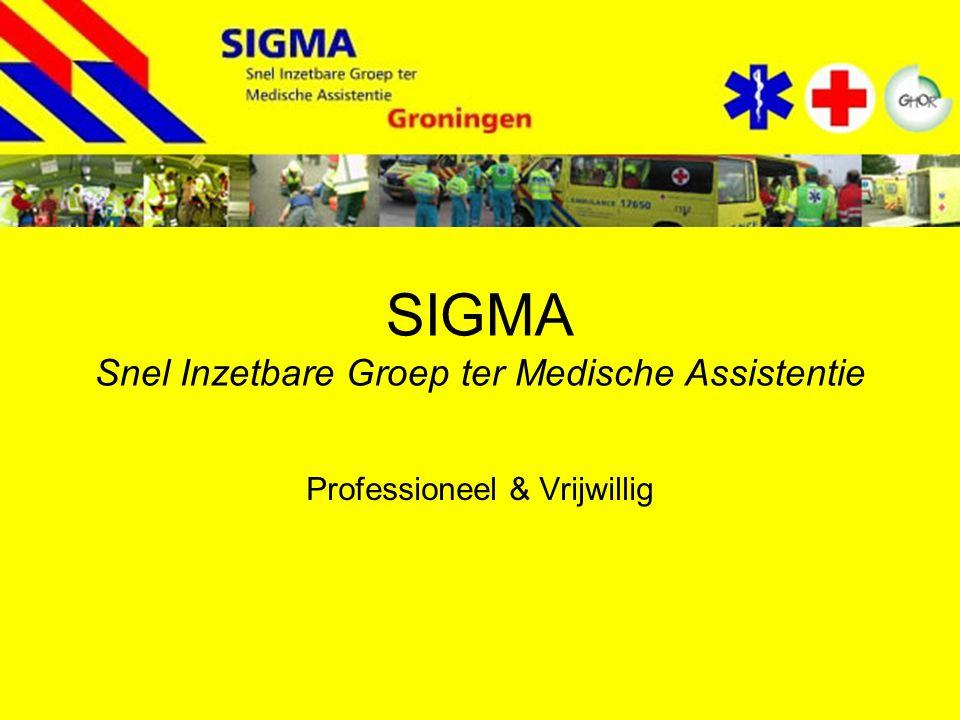 SIGMA Snel Inzetbare Groep ter Medische Assistentie