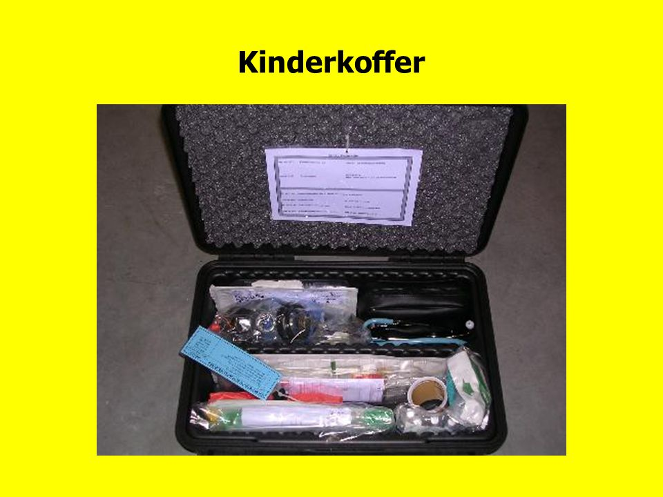 Kinderkoffer Bovenaanzicht kinderkoffer.