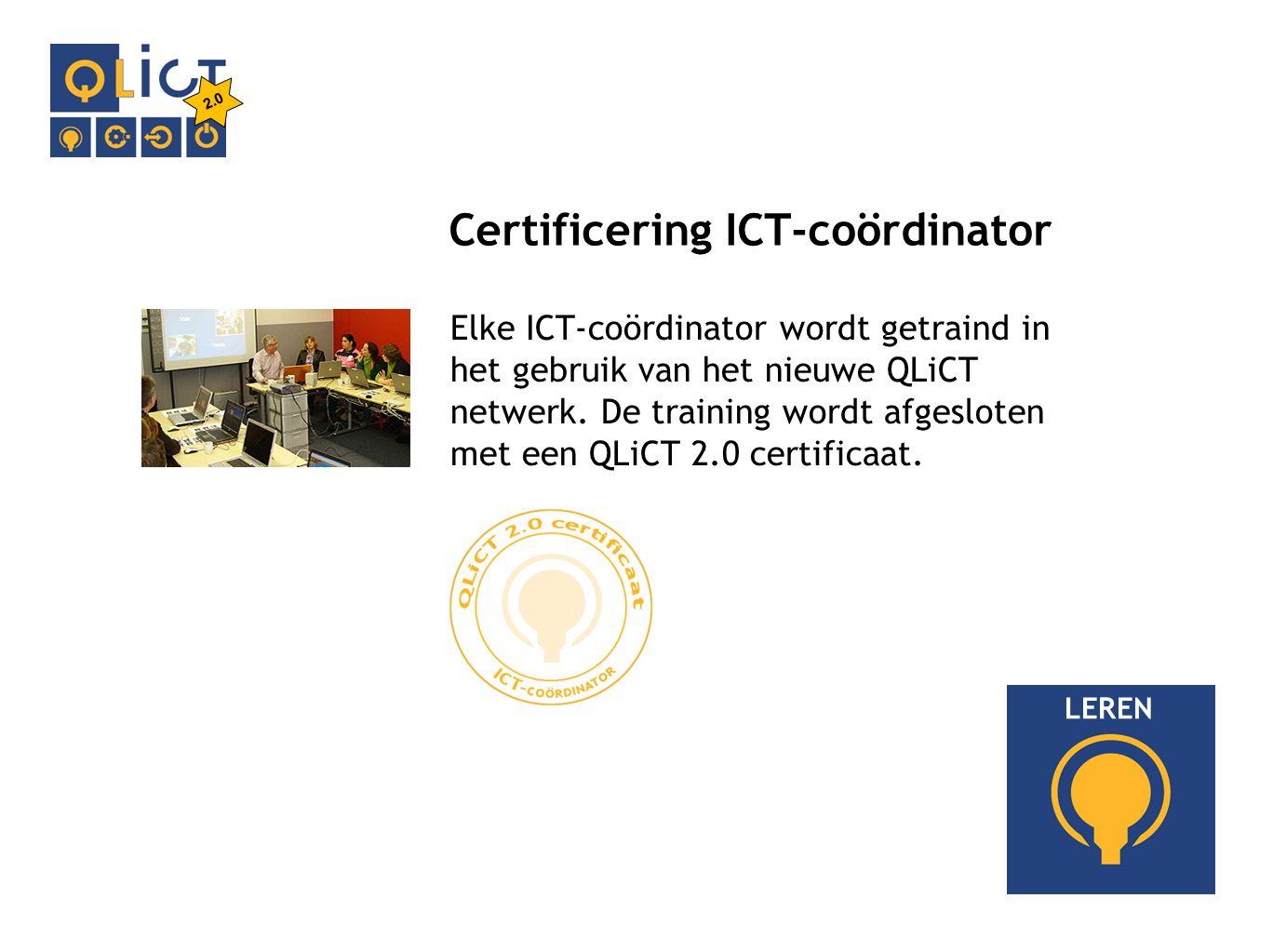Certificering ICT-coördinator