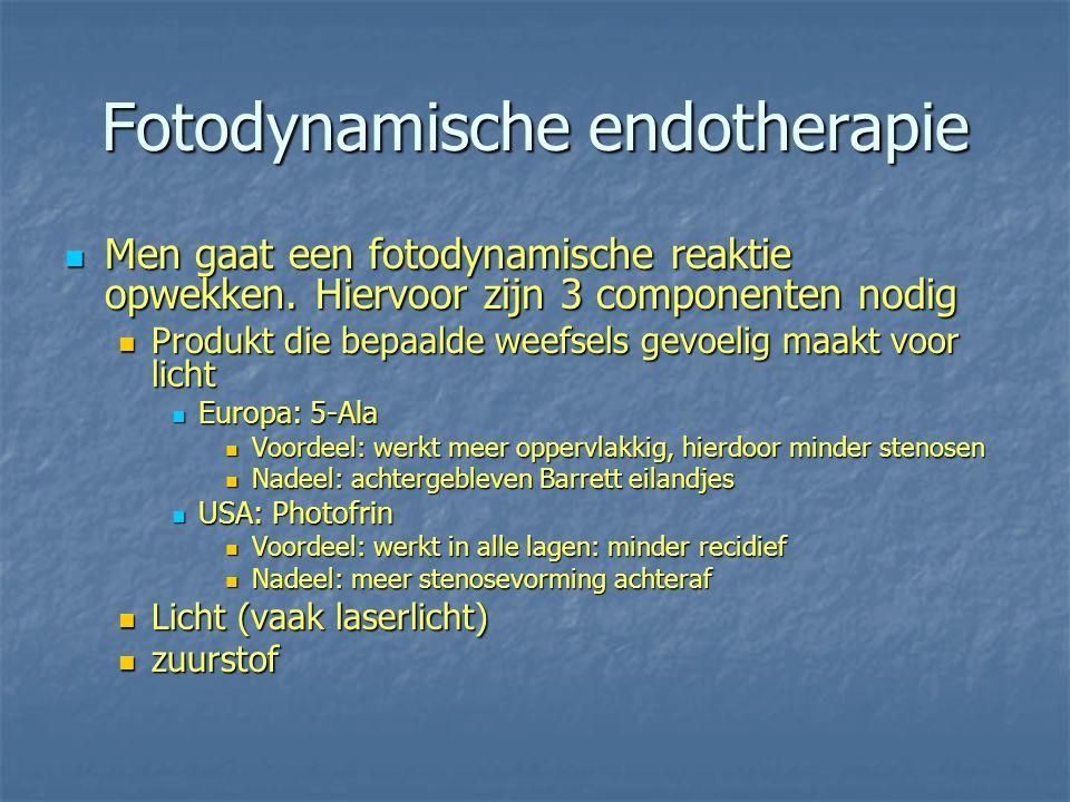 Fotodynamische endotherapie