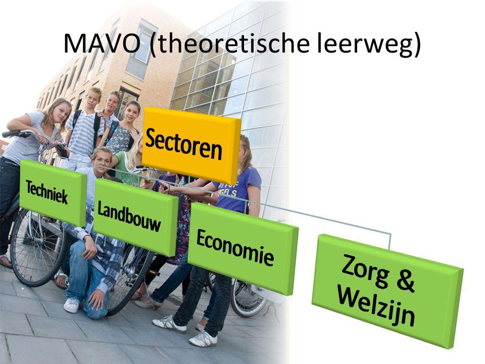 MAVO (theoretische leerweg)