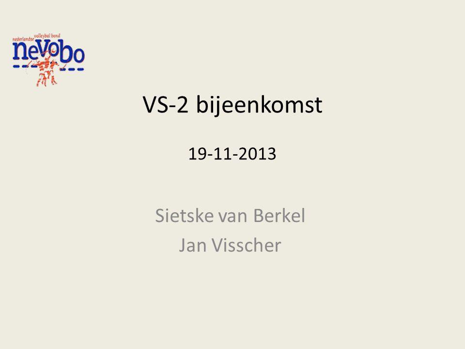 Sietske van Berkel Jan Visscher