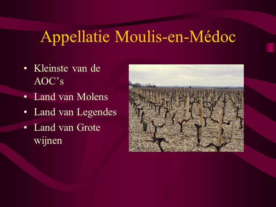 Appellatie Moulis-en-Médoc