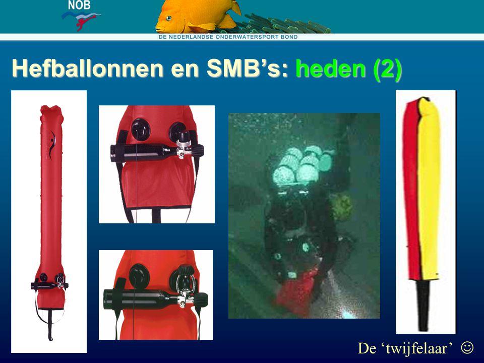 Hefballonnen en SMB's: heden (2)