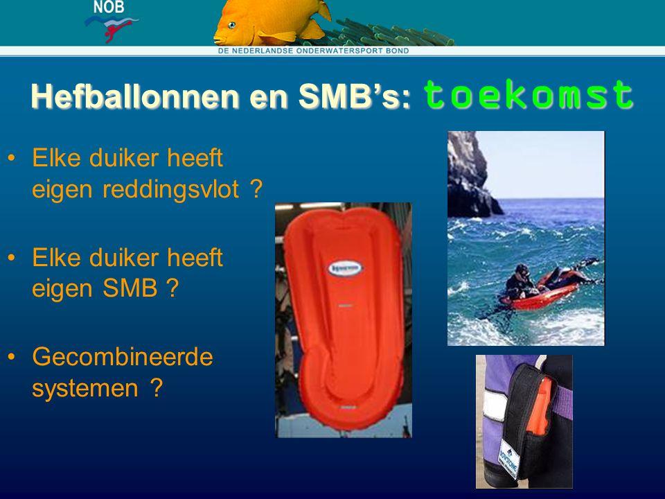 Hefballonnen en SMB's: toekomst
