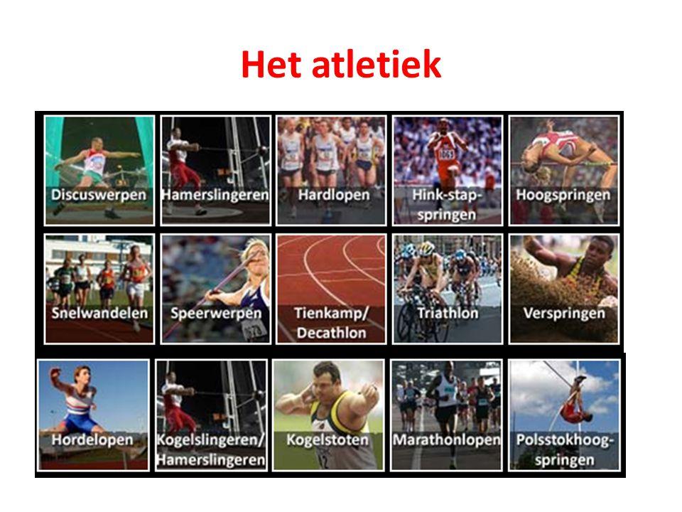 Het atletiek