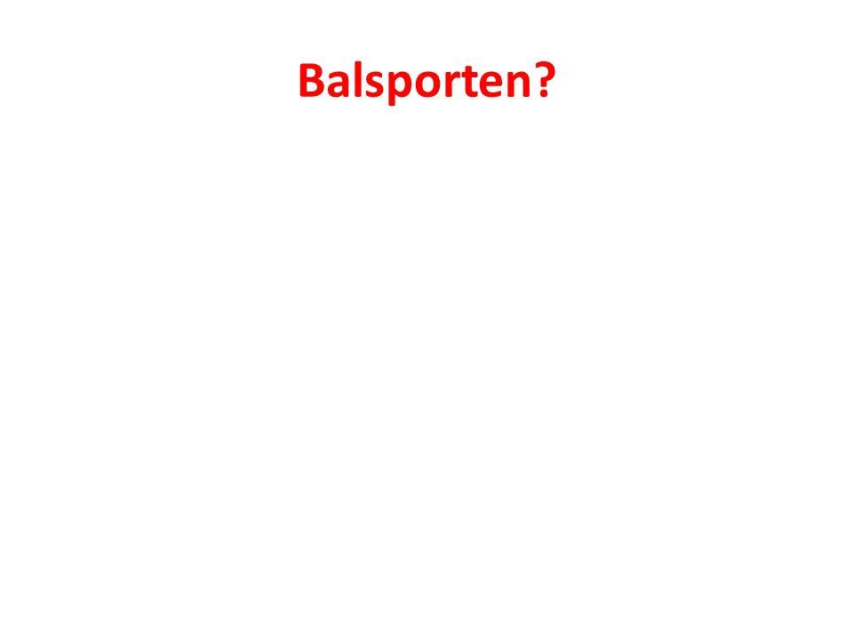 Balsporten