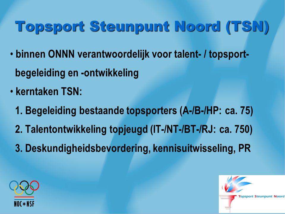 Topsport Steunpunt Noord (TSN)